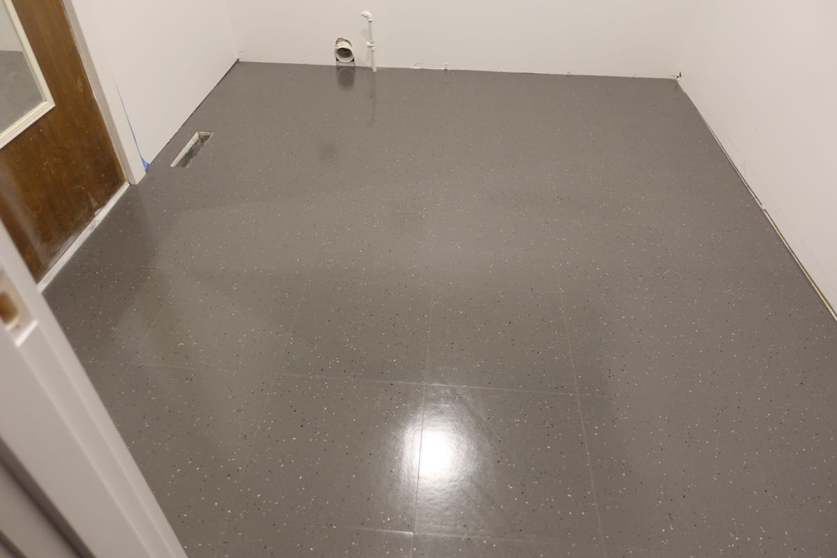 Tile seal floor and decorations gallery floor and decorations ideas how to seal vct tile the modern mid century as a comparison heres an uninstalled tile dailygadgetfo Choice Image